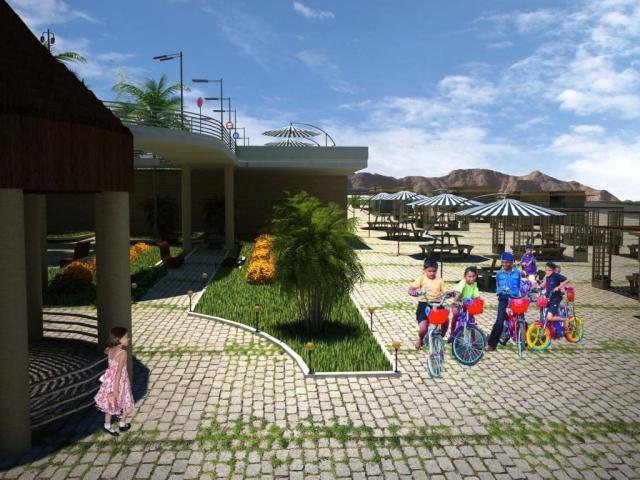 پارک ترافیک کودکان اوز