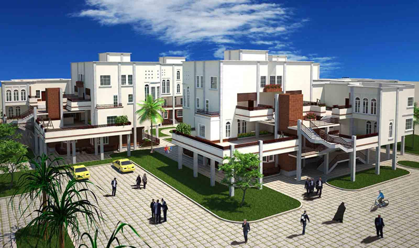 شهرک مسکونی هزار واحدی سازمان منطقه ویژه اقتصادی انرژی پارس