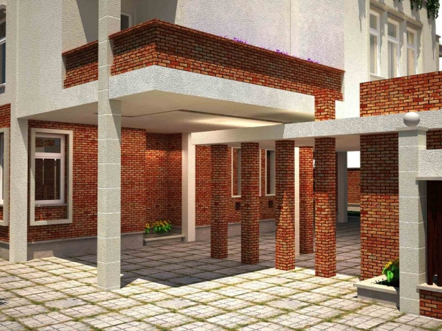 خانه معماری و شهرسازی کاکی