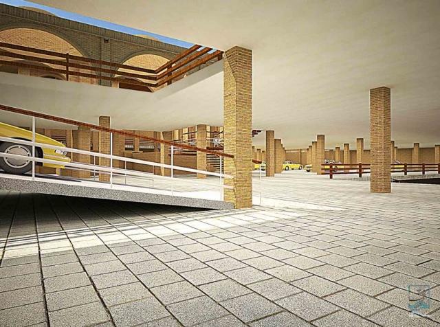 پارکینگ سعد السلطنه