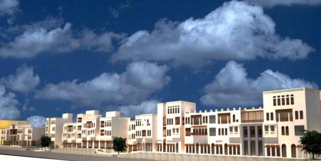 طرح ساماندهی محله شنبدی بوشهر