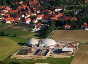 در آلمان روستاها شروع به تولید برق خود کردند