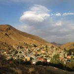روستای اندریه، فیروزکوه